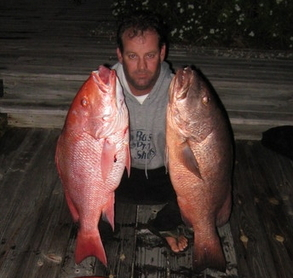 Red Snapper and Cubera snapper